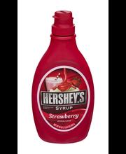 Hershey's® Strawberry Syrup 22 oz. Bottle