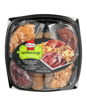 HORMEL Pepperoni & Hard Salami W/Cheese & Crackers Party Tray...