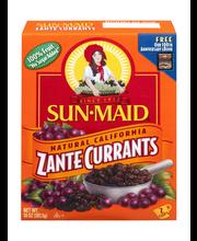 Sun-Maid® Zante Currants 10 oz. Box