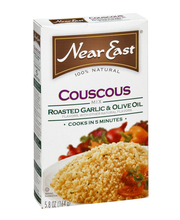 Near East® Roasted Garlic & Olive Oil Couscous Mix 5.8 oz. Box