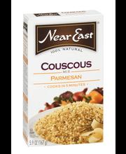 Near East® Parmesan Couscous Mix 5.9 oz. Box