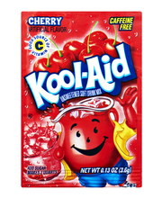 Kool-Aid® Cherry Unsweetened Drink Mix 0.13 oz. Packet