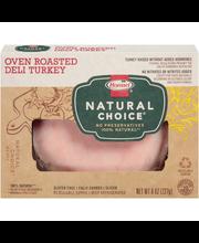 Hormel® Natural Choice® Oven Roasted Deli Turkey 8 oz. Box