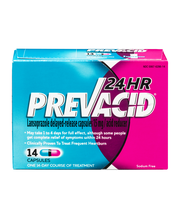 Prevacid®24HR Delayed Release Acid Reducer Capsules 14 ct Box