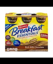 Carnation Breakfast Essentials® Rich Milk Chocolate Nutrition...
