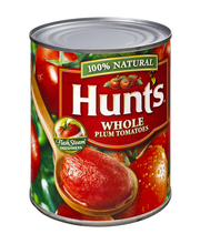 Hunt's® Whole Peeled Plum Tomatoes 28 oz. Can