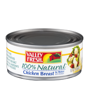 Valley Fresh® 100% Natural Chicken Breast in Water with Rib M...