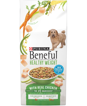 Purina Beneful Healthy Weight With Real Chicken Dog Food 31.1...