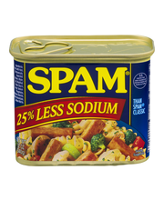 Spam® 25% Less Sodium Canned Meat 12 oz. Can
