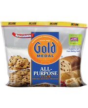 Gold Medal All-Purpose Flour 4.25 lb Resealable Bag