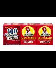 Sun-Maid® Raisins 6-1 oz. Boxes