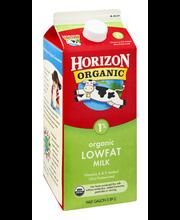 Horizon Organic® 1% Lowfat Milk 0.5 gal. Carton
