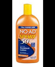 No-Ad Sport Sunblock Lotion SPF 50