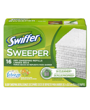 Swiffer Sweeper Dry Sweeping Pad Refills for Floor mop with F...