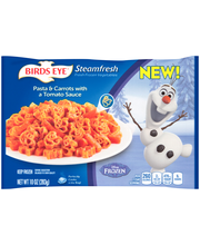 Birds Eye® Disney Frozen Steamfresh® Fresh Frozen Vegetables ...