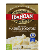 Idahoan® Original Mashed Potatoes 13.75 oz. Box