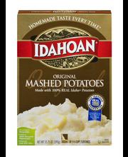 Idahoan® Original Mashed Potatoes 13.75 oz. Box