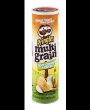 Pringles® Sour Cream & Onion Multigrain Crisps 6.63 oz. Canister