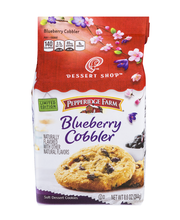Pepperidge Farm Soft Dessert Cookies Blueberry Cobbler