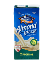 Blue Diamond® Almond Breeze® Original Almondmilk 32 fl. oz. A...