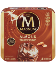 Magnum® Almond Ice Cream Bars 3 ct Box