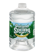POLAND SPRING Brand 100% Natural Spring Water, 101.4-ounce pl...