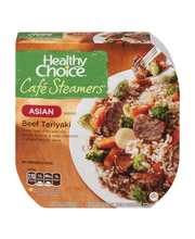 Healthy Choice® Cafe Steamers® Asian Inspired Beef Teriyaki 9...