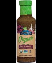 Litehouse® Organic Balsamic Vinaigrette Dressing 12 fl. oz. G...