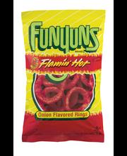 Funyuns® Flamin' Hot® Onion Flavored Rings 6 oz. Bag