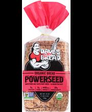 Dave's Killer Bread® Powerseed® Organic Bread 25 oz. Bag