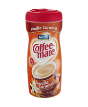 Nestle Coffeemate Vanilla Caramel Powder Coffee Creamer 15 oz...