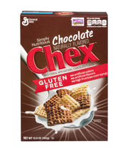 Chex Gluten Free Rice Cereal Chocolate