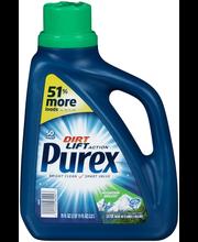 Purex® Dirt Lift Action® Mountain Breeze® Laundry Detergent 7...