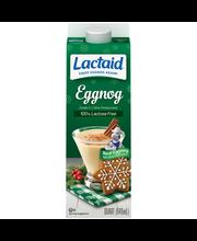 Lactaid® 100% Lactose Free Eggnog 1 qt. Carton