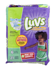 Luvs® Ultra Leakguards™ Size 6 Diapers 21 ct Pack