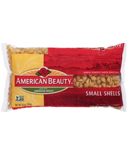 American Beauty® Small Shells 16 oz. Package