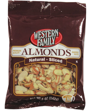 Wf Almonds Sliced