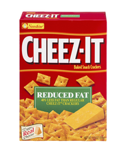 Cheez-It® Reduced Fat Original Baked Snack Crackers 11.5 oz. Box