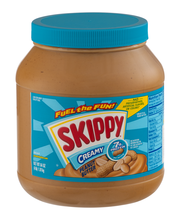 Skippy® Creamy Peanut Butter 64 oz. Jar