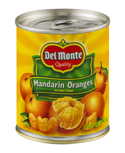 Del Monte® Mandarin Oranges in Light Syrup 8.25 oz. Can