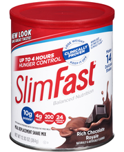 SlimFast® Original Rich Chocolate Royale Meal Replacement Sha...