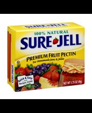 Sure-Jell Original Premium Fruit Pectin 1.75 oz. Box