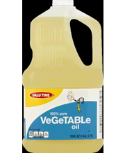 VALU TIME VEGETABLE OIL