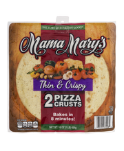 Mama Mary's™ Thin & Crispy Pizza Crusts 16 oz. Pack