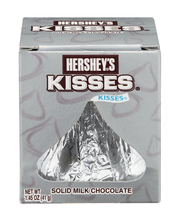 Hershey's Kisses Solid Milk Chocolate Mini Kiss