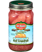 Del Monte® SunFresh® Red Grapefruit 19.5 oz. Jar