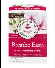 Traditional Medicinals Seasonal Teas Breathe Easy Tea Bags - ...