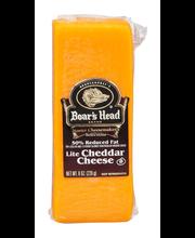 Boar's Head Cheddar Cheese Lite
