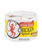 Underwood Chicken White Meat Spread 4.25 Oz Pull-Top Can