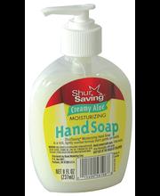 Shrsvg Hand Soap Liq Creamy Wh
